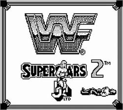 Pantallazo de WWF Superstars 2 para Game Boy