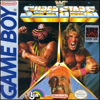 Caratula de WWF Superstars para Game Boy