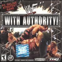 Caratula de WWF With Authority! para PC