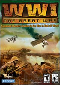 Caratula de WWI: The Great War para PC