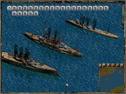 Pantallazo de WWI: The Great War para PC
