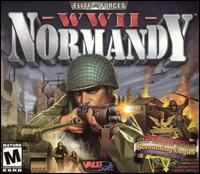 Caratula de WWII: Normandy [Jewel Case] para PC