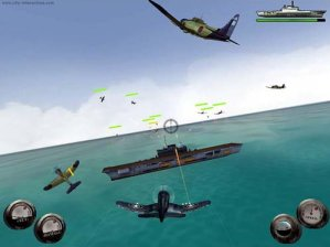 Pantallazo de WWII Fighter Pilot para PC
