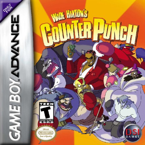 Caratula de Wade Hixton's Counter Punch para Game Boy Advance