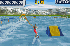 Pantallazo de Wakeboarding Unleashed para Game Boy Advance