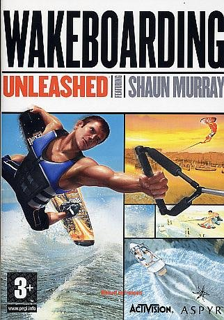 Caratula de Wakeboarding Unleashed para PC