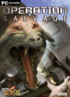 Caratula de Walking With Beasts - Operation Salvage para PC