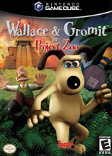 Caratula de Wallace & Gromit in Project Zoo para GameCube