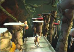 Pantallazo de Wallace & Gromit in Project Zoo para GameCube
