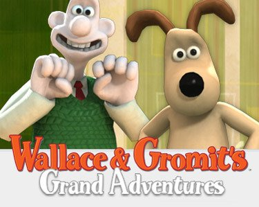 Caratula de Wallace & Gromits Grand Adventures - Episode 1: Fright of the Bumblebees para PC