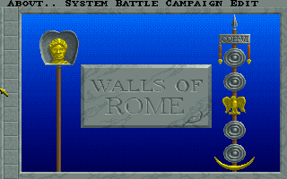 Pantallazo de Walls of Rome para PC