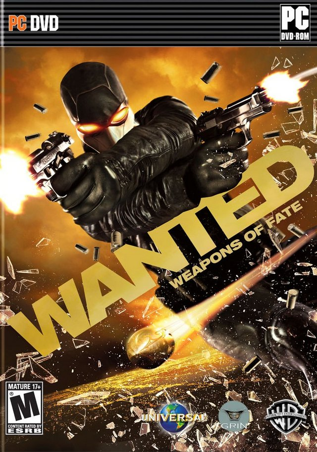 Caratula de Wanted: Weapons of Fate para PC