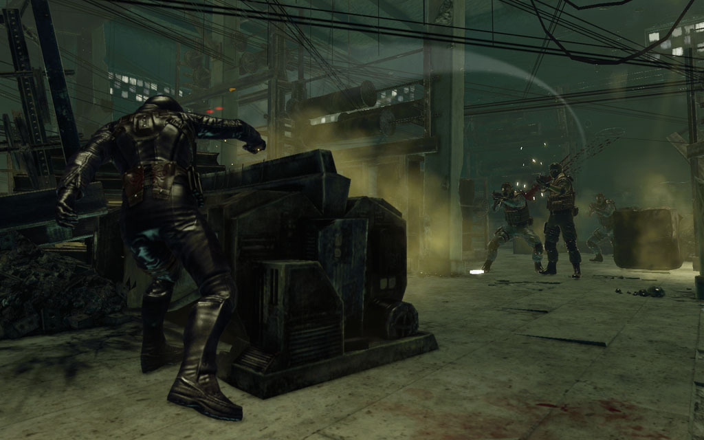 Pantallazo de Wanted: Weapons of Fate para PlayStation 3