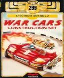 Caratula nº 102409 de War Cars Construction Set (192 x 297)
