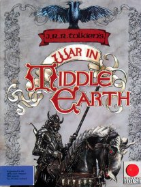 Caratula de War in Middle Earth para Atari ST