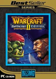 Caratula de WarCraft II: Battle.net Edition para PC
