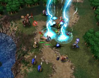 Pantallazo de WarCraft III: Reign of Chaos para PC