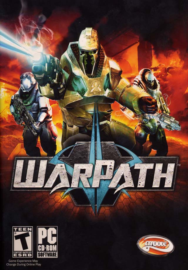 Caratula de WarPath para PC