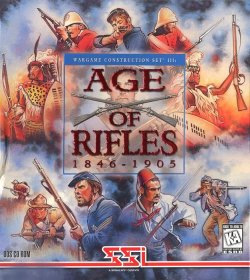 Caratula de Wargame Construction Set III: Age of Rifles para PC