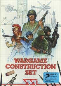 Caratula de Wargame Construction Set para PC