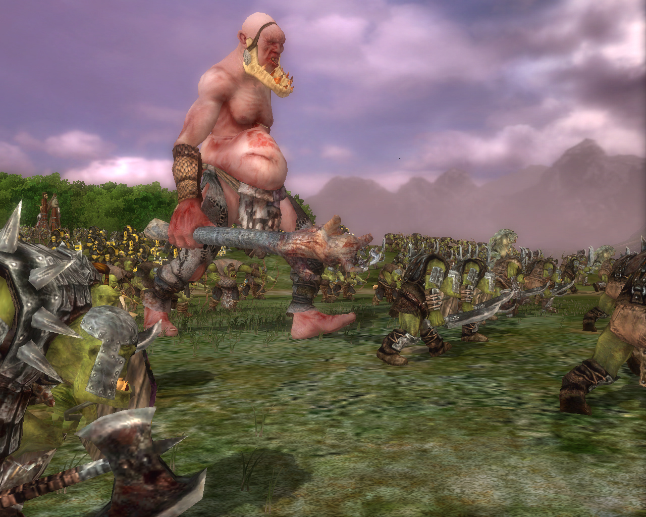 Pantallazo de Warhammer: Battle March para PC