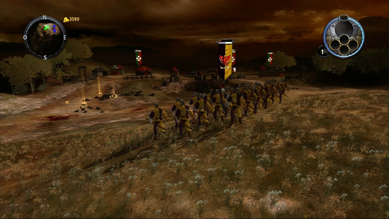 Pantallazo de Warhammer: Battle March para Xbox 360