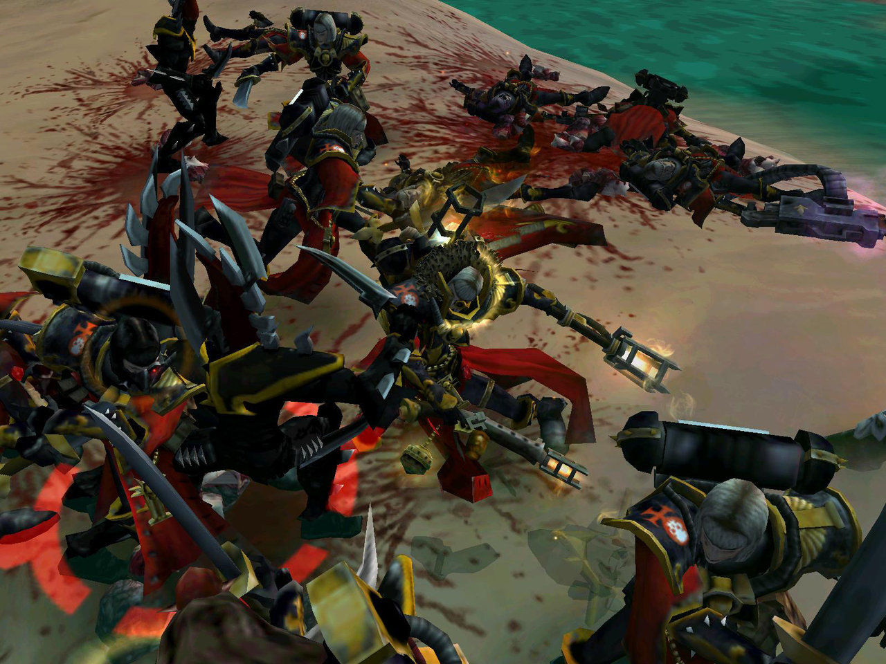 Pantallazo de Warhammer 40.000: Dawn of War - Soulstorm para PC