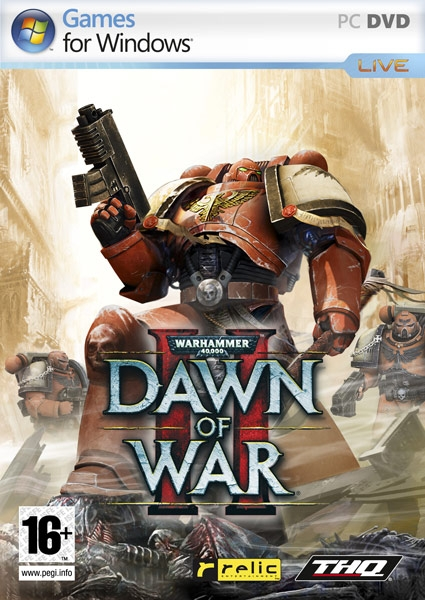 Caratula de Warhammer 40.000: Dawn of War II para PC