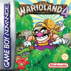 Caratula de Wario Land Advance para Game Boy Advance
