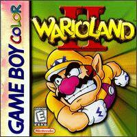 Caratula de Wario Land II para Game Boy Color
