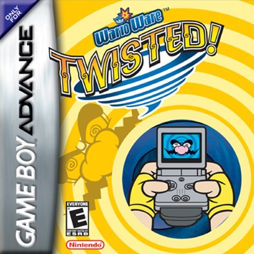 Caratula de WarioWare Twisted! para Game Boy Advance