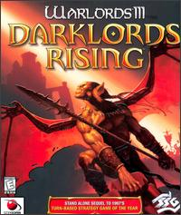 Caratula de Warlords III: Darklords Rising para PC