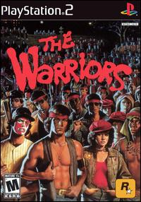 Caratula de Warriors, The para PlayStation 2