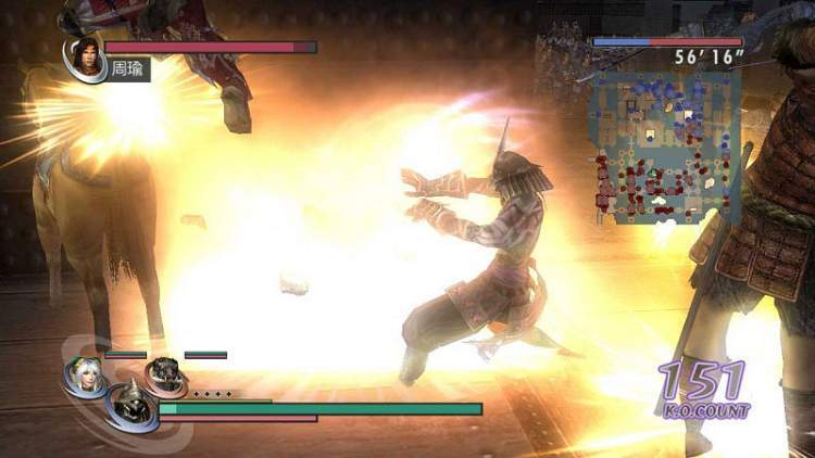 Pantallazo de Warriors Orochi Z para PlayStation 3