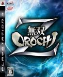 Caratula nº 231816 de Warriors Orochi Z (360 x 417)