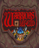 Carátula de Warriors of Legend