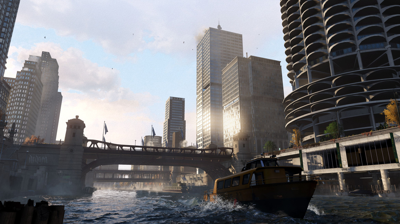 Pantallazo de Watch Dogs para PlayStation 4