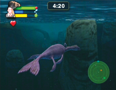 Pantallazo de Water Horse: Legend of The Deep, The para PlayStation 2