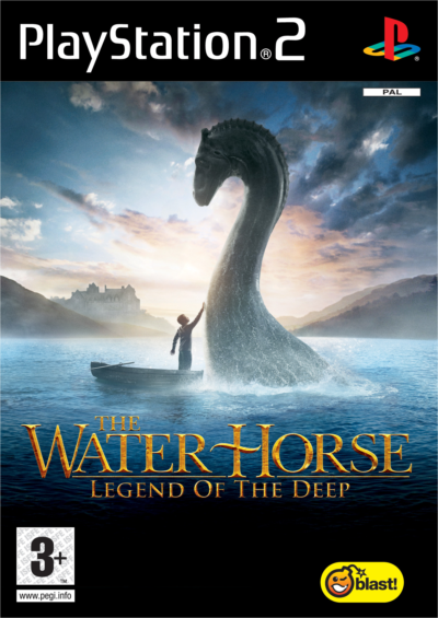 Caratula de Water Horse: Legend of The Deep, The para PlayStation 2
