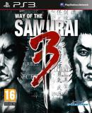 Caratula nº 231844 de Way of the Samurai 3 (521 x 600)