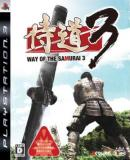 Caratula nº 130052 de Way of the Samurai 3 (343 x 400)