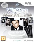 Carátula de We Sing Robbie Williams