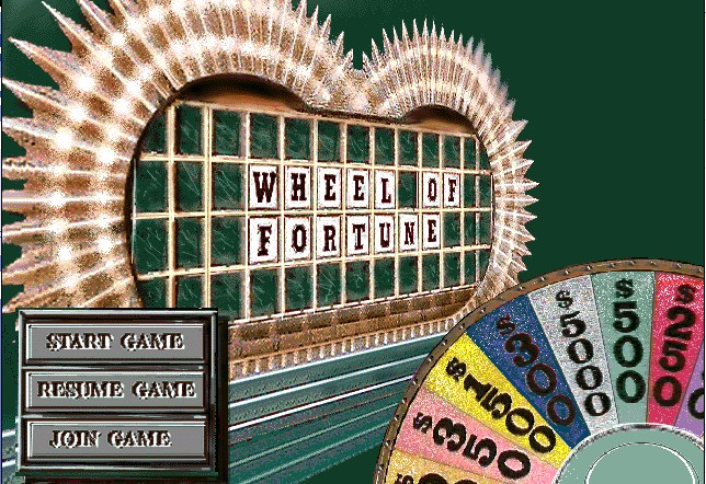 Pantallazo de Wheel of Fortune Featuring Vanna White para PC