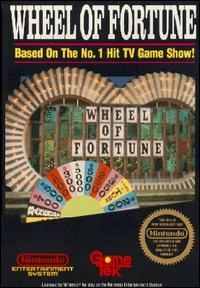 Caratula de Wheel of Fortune para Nintendo (NES)