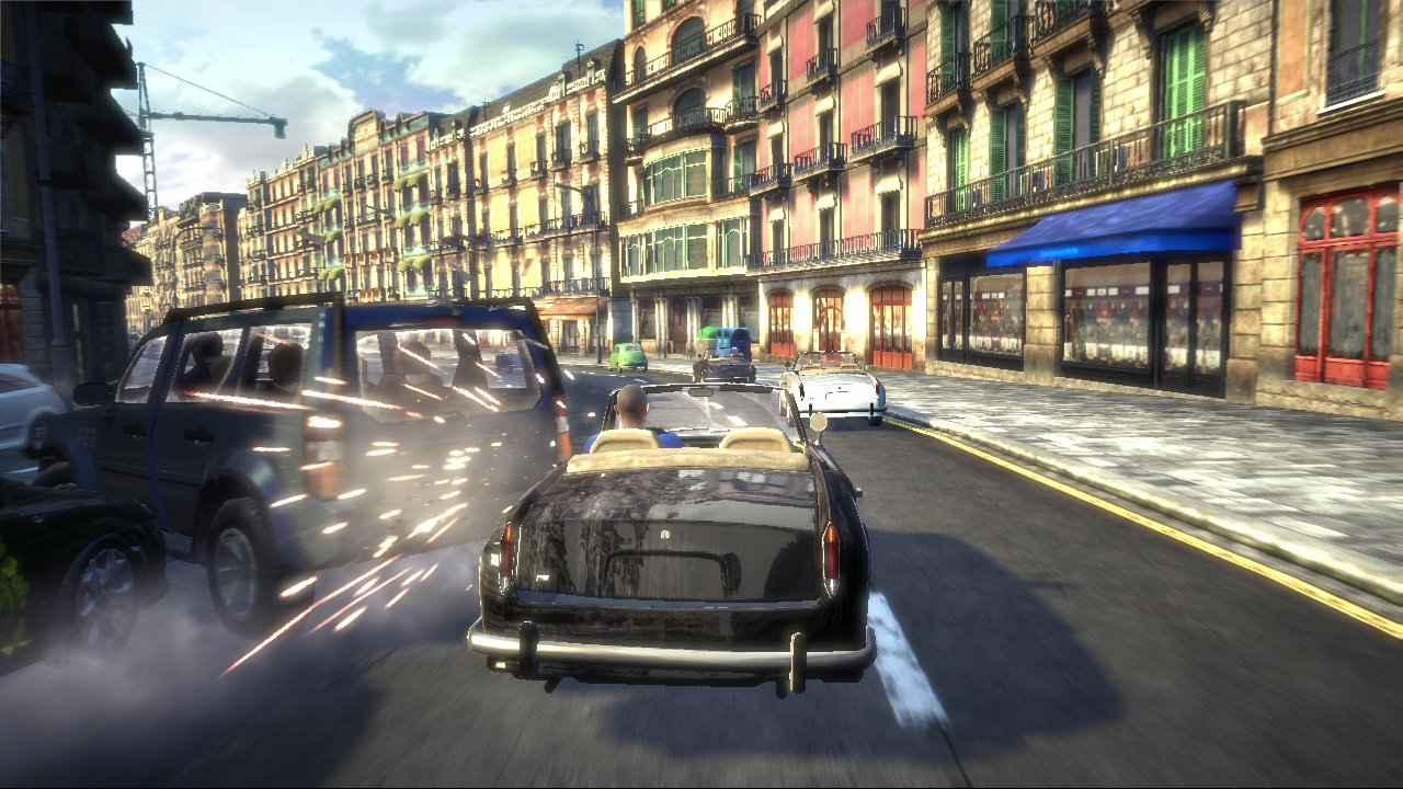 Pantallazo de Wheelman para PlayStation 3