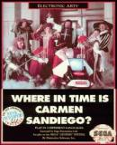 Caratula nº 30847 de Where in Time is Carmen Sandiego? (200 x 285)