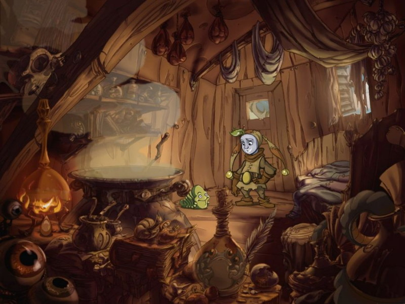 Pantallazo de Whispered World, The para PC