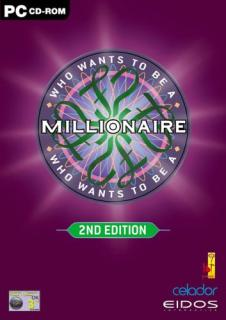 Caratula de Who Wants to be a Millionaire? 2nd Edition para PC