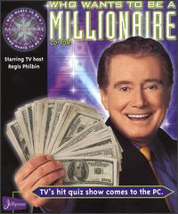 Caratula de Who Wants to be a Millionaire CD-ROM para PC
