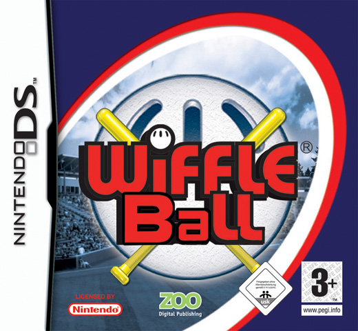 Caratula de Wiffle Ball Advance para Nintendo DS